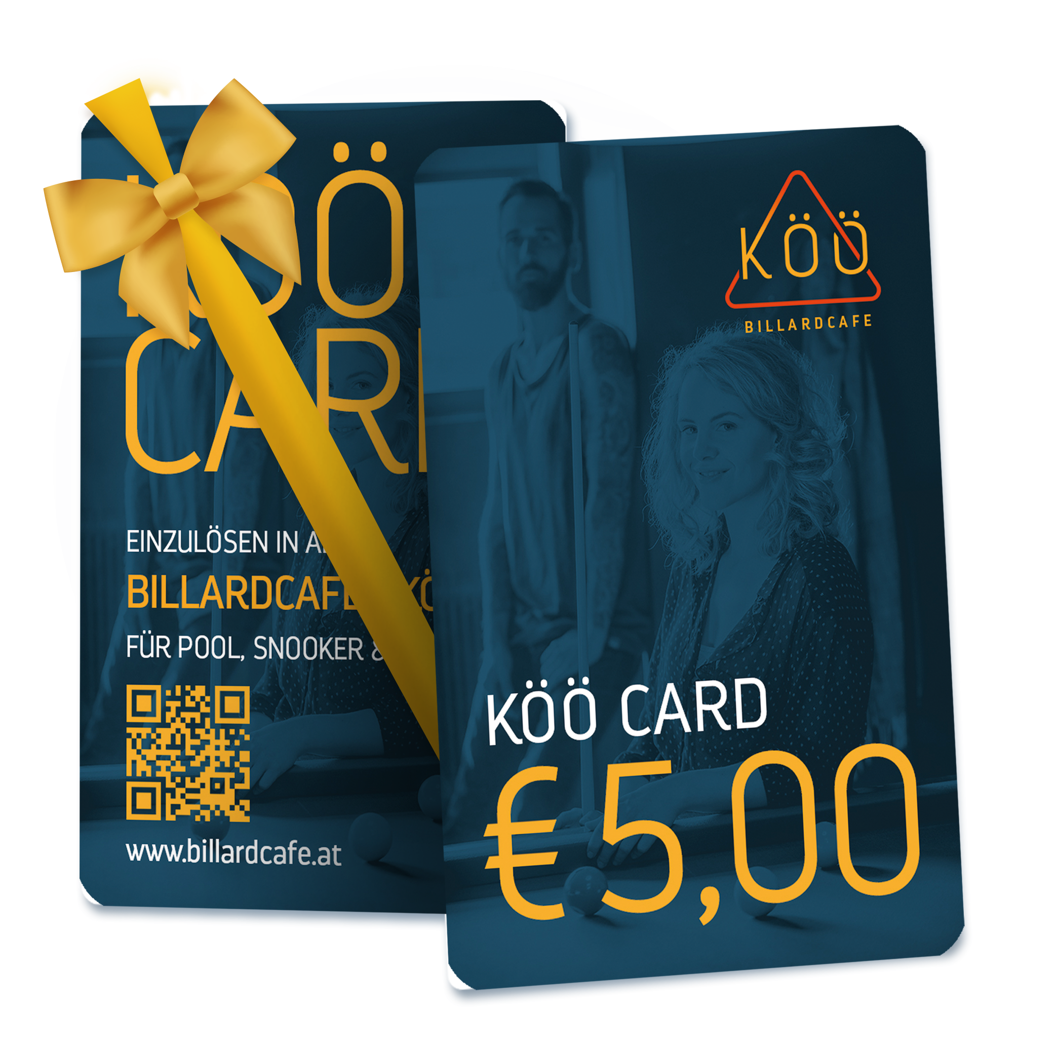 KÖÖ CARD Gutschein EUR 5,00
